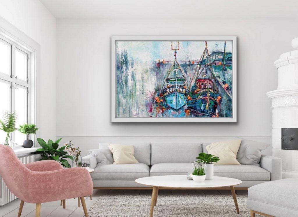Anna Mckeever Ships II