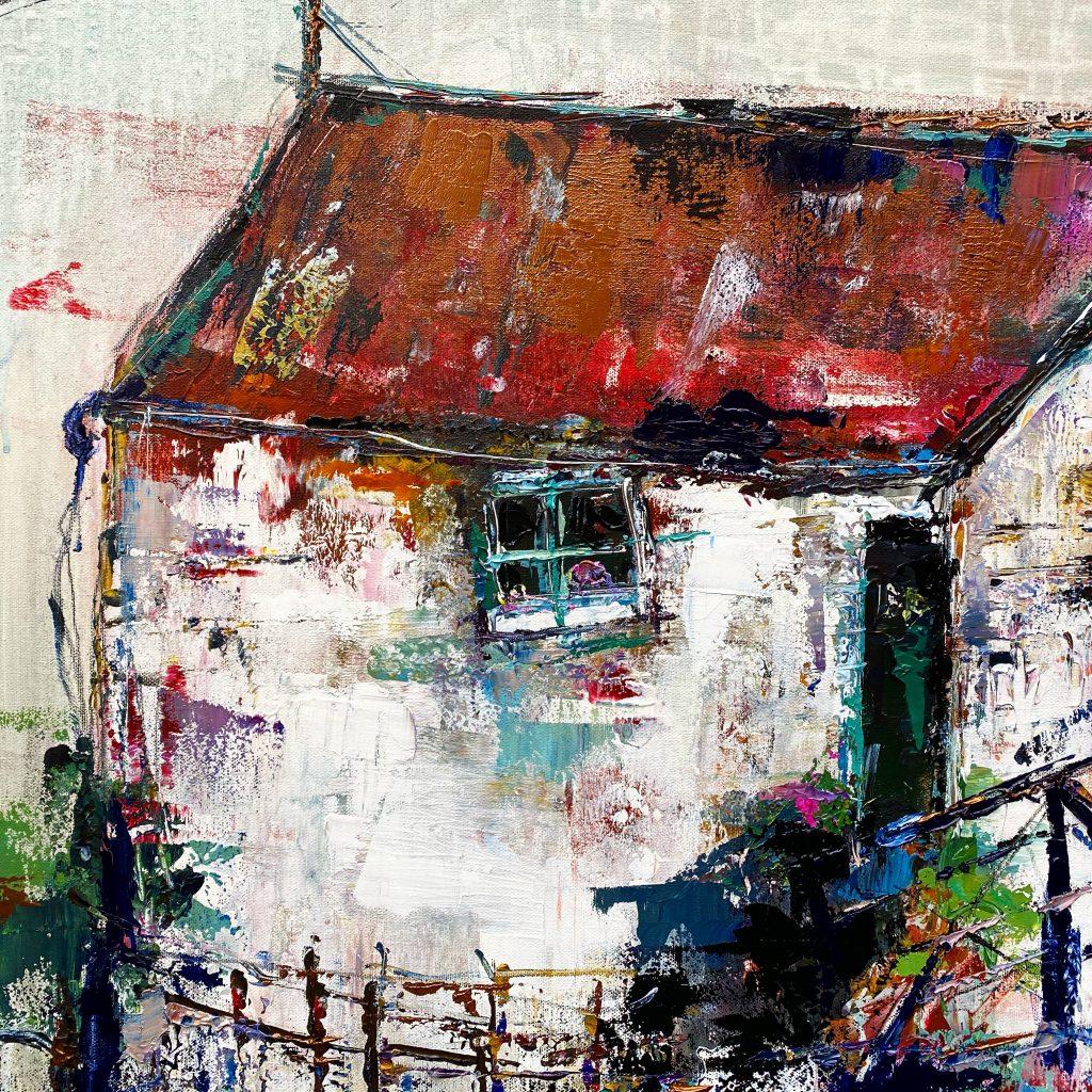 Anna Mckeever stone cottage castlemaine